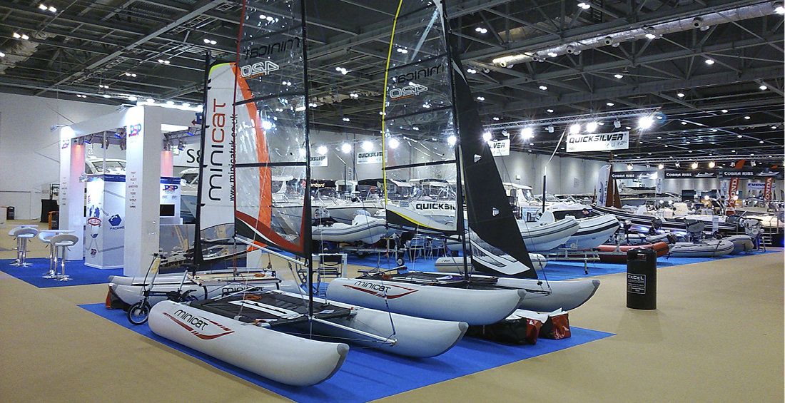Great offers for used catamarans for sale - MiniCat